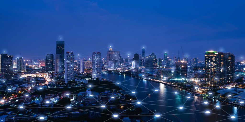 Exploring Smart Communities and Smart Business in 2021